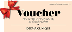 voucher na prezent derma clinique